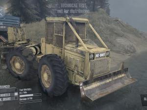 Скачать мод трактор LKT-80 для Spintires MudRunner