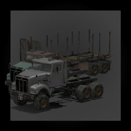 Скачать мод грузовик WESTERN STAR LEGOV-TBT100 MK1+MK2 ВЕРСИЯ 30.09.17 для  ...