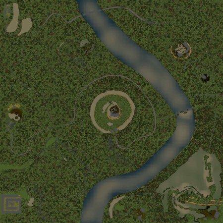 Скачать мод карта «На пределе» для Spintires v. 03.03.16