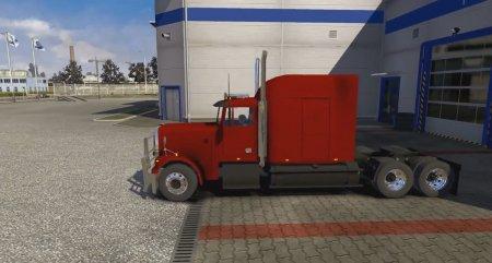 Скачать мод грузовик Western Star 4900 v.18.11.16 для Euro Truck Simulator 2 v. 1.25-1.26