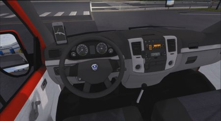 Скачать мод грузовик Газ-3302 «Reworked» v.25.07.17 для Euro Truck Simulator 2 v. 1.27
