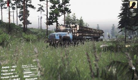 Скачать мод карта «Эстония - Pirita-Kose» для Spintires v. 03.03.16