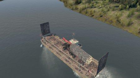 Скачать мод карта «Большой Лайт» для Spintires v. 03.03.16