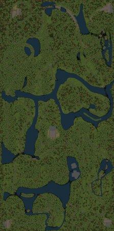 Скачать мод карта «Змея» для Spintires v. 03.03.16