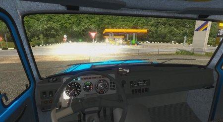 Скачать мод грузовик ЗиЛ-4421 v.20.06.17 для Euro Truck Simulator 2 v. 1.27-1.28