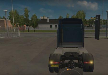 Скачать мод грузовик ЗиЛ-5423 v.2.6 для Euro Truck Simulator 2 v. 1.25-1.26