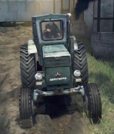 Скачать мод трактор Т-40АМ для Spintires v. 03.03.16