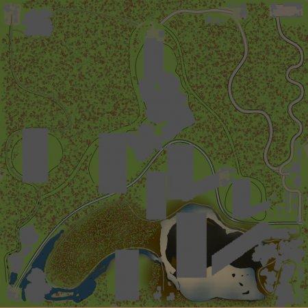Скачать мод карта «Level 29» для Spintires v. 03.03.16