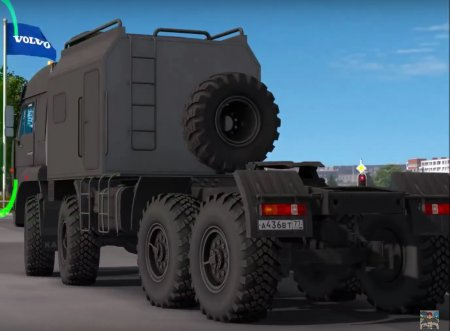 Скачать мод грузовик Камаз-43-63-65 Offroad v.13.05.17 для Euro Truck Simulator 2 v. 1.27
