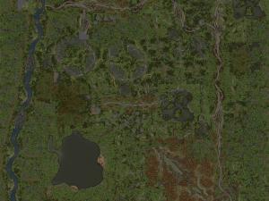 Скачать мод карта «Лунино» для Spintires MudRunner