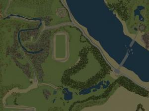 Скачать мод карта «BIG 11 - Левый берег» версия 0.2 для Spintires MudRunner