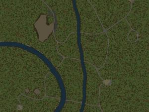 Скачать мод карта «Фантазия» для Spintires MudRunner