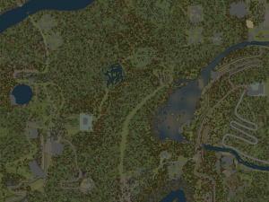 Скачать мод карта «Водоворот» для Spintires MudRunner