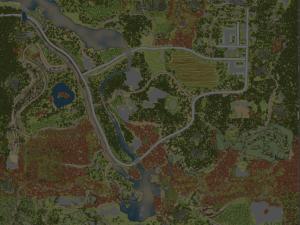 Скачать мод карта «Sample» для Spintires MudRunner