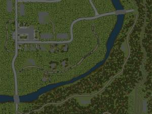 Скачать мод карта «Городская романтика» для Spintires MudRunner