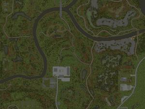 Скачать мод карта «Маяк» для Spintires MudRunner