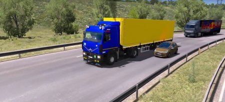 Скачать мод грузовик Маз-5340/5440/6430А8 v.02.05.17 для Euro Truck Simulator 2 v. 1.27-1.28