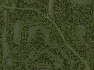 Скачать мод карта «Аннинский Лес 2» для Spintires MudRunner