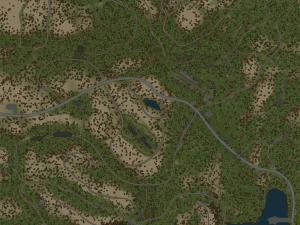 Скачать мод карта «Wrong turn» для Spintires MudRunner
