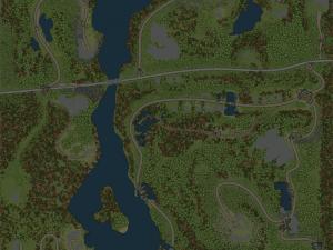 Скачать мод карта «С.Широкое» для Spintires MudRunner
