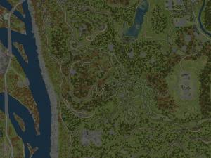 Скачать мод карта «Межгорье» для Spintires MudRunner
