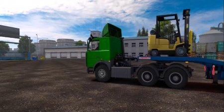 Скачать мод грузовик Маз-6422 v.01.04.17 для Euro Truck Simulator 2 v. 1.27