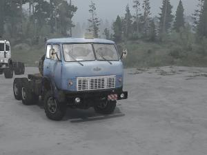 Скачать мод грузовик Маз-515 для Spintires MudRunner