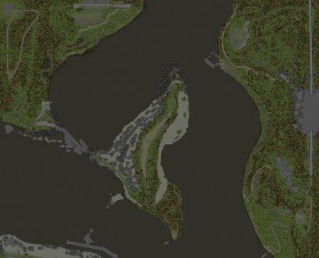 Скачать мод карта «SVE 19: Кузьмич на службе у Михалыча» для Spintires MudRunner