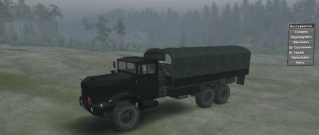 Скачать мод грузовик Faun 912-215 для Spintires v. 03.03.16