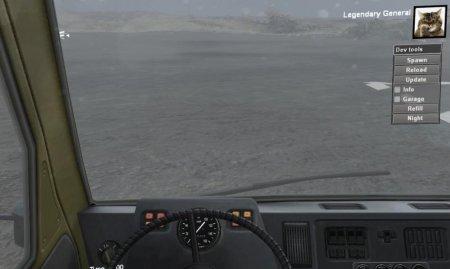 Скачать мод грузовик Уаз-3972 «6x6» для Spintires v. 03.03.16