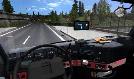 Скачать мод грузовик Volvo FH Mk1 (FH12 & FH16) v.24.04.18 для Euro Truck Simulator 2 v. 1.31