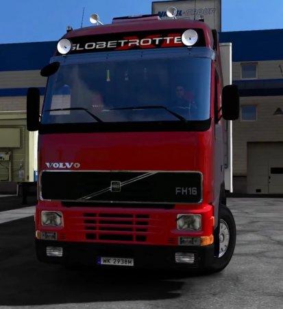 Скачать мод грузовик Volvo FH Mk1 (FH12 & FH16) v.24.04.18 для Euro Truck S ...