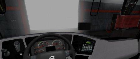 Скачать мод автобус Modasa Zeus 3 для Euro Truck Simulator 2 v. 1.28-1.30