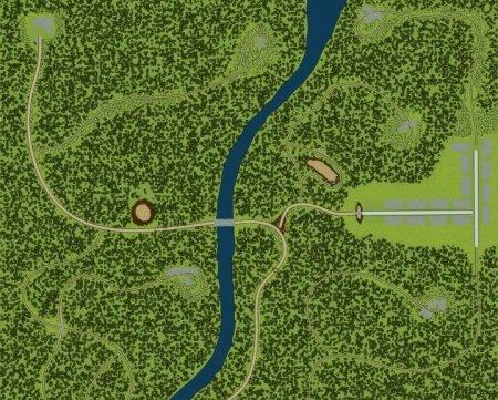 Скачать мод карта «Тaktaktak» для Spintires MudRunner