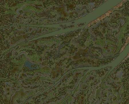 Скачать мод карта «Longridge» для Spintires MudRunner