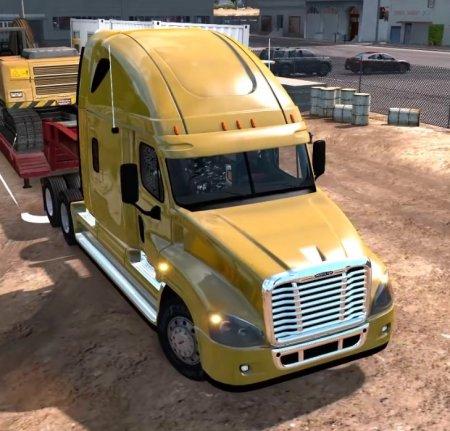 Скачать мод грузовик Freightliner Cascadia v.01.05.18 для Euro Truck Simula ...