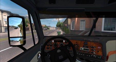 Скачать мод грузовик Freightliner Cascadia v.01.05.18 для Euro Truck Simulator 2 v. 1.31