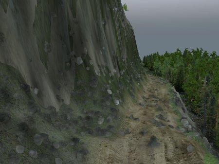 Скачать мод карта «Альпийская баллада» для Spintires v. 03.03.16