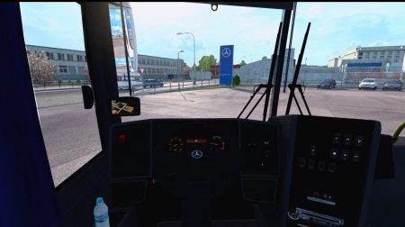 Скачать мод автобус Comil Campione 3.65 для Euro Truck Simulator 2 v. 1.28-1.30