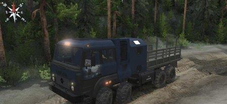 Скачать мод грузовик Урал-5323 для Spintires v. 03.03.16
