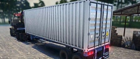 Скачать мод грузовик Oshkosh MTVR Custom Loger для Spintires MudRunner