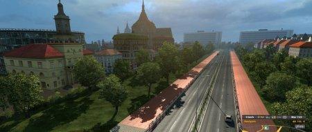 Скачать мод карта Romania Extended Map v.1.4 для Euro Truck Simulator 2 v.  ...
