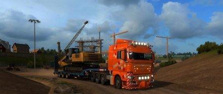 Скачать мод грузовик MAN TGX 2010 v.5.3 для Euro Truck Simulator 2 v. 1.31