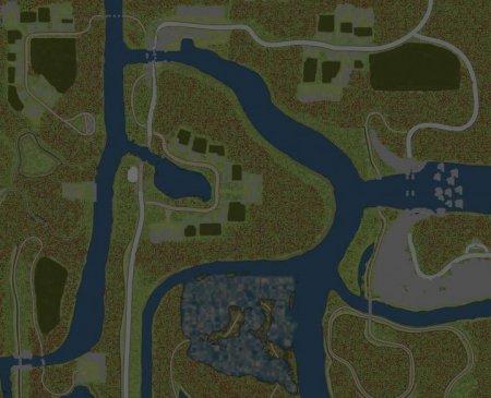 Скачать мод карта «NiCa2» для Spintires MudRunner