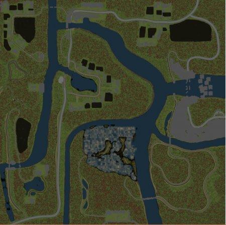 Скачать мод карта «NiCa2» для Spintires v. 03.03.16