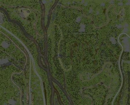 Скачать мод карта «Горная долина/Mountain valley» версия 26.05.18 для Spint ...