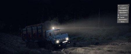 Скачать мод грузовик Камаз-4310 «ARMATA» версия 26.05.18 для Spintires v. 03.03.16