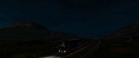 Скачать мод карта Бразилии «EAA Normal» v.4.6 для Euro Truck Simulator 2 v. 1.31