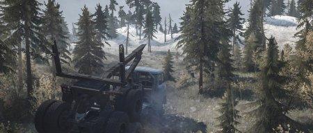 Скачать мод карта «19рус Сибирь» для Spintires MudRunner