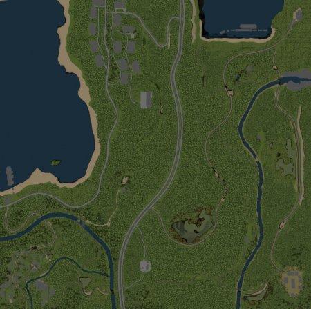 Скачать мод карта «NWolf26» для Spintires v. 03.03.16